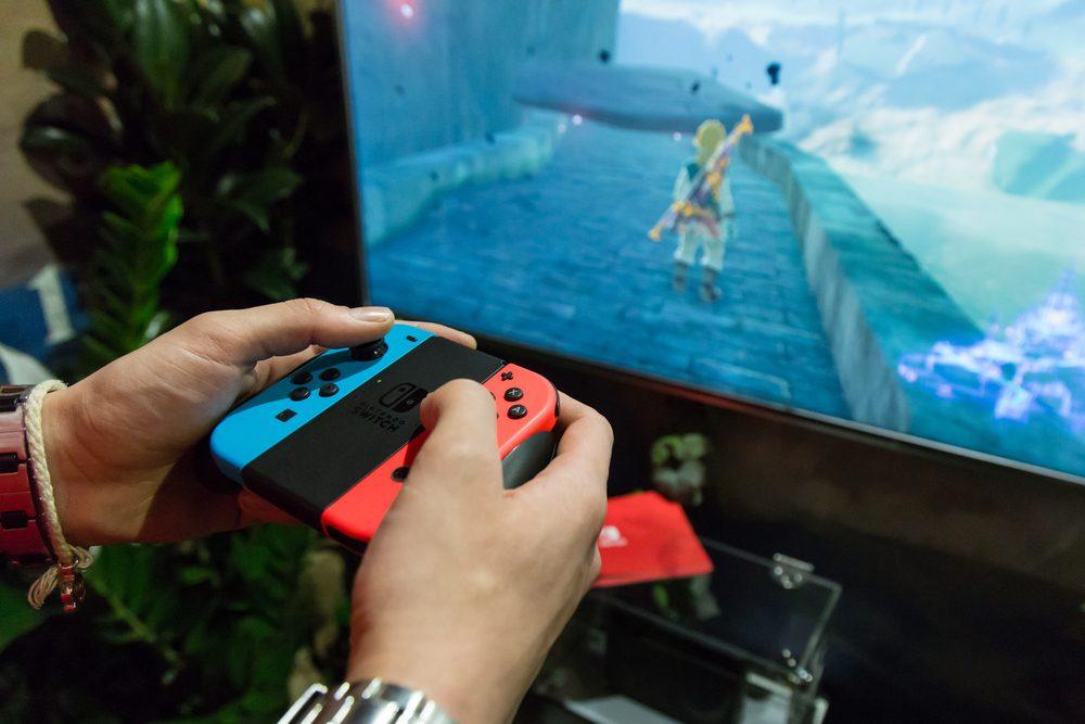 Tomorrow's World Today Nintendo Switch 2