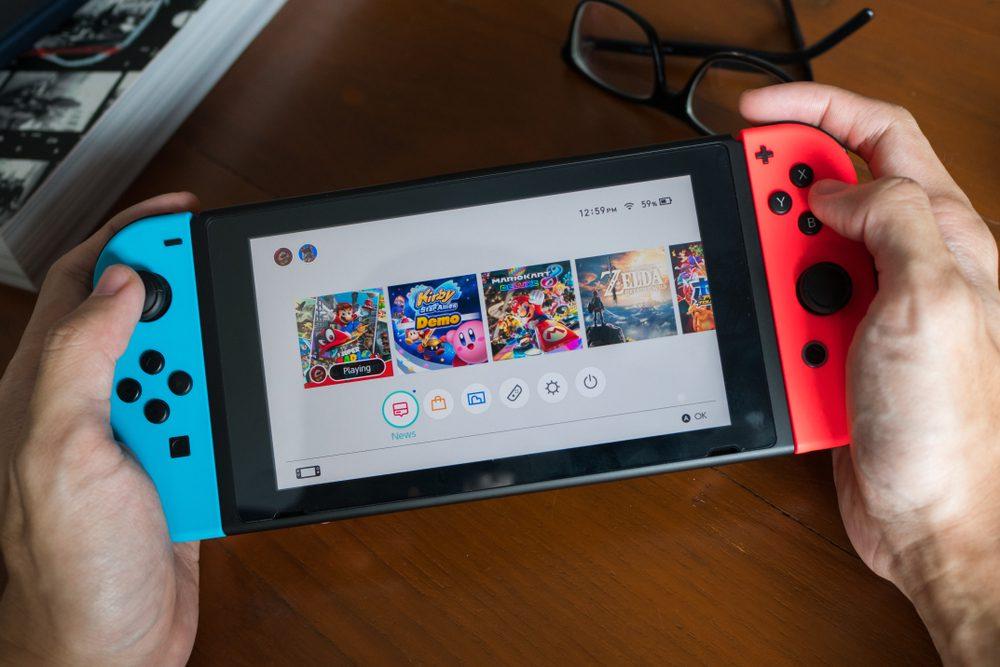 Tomorrow's World Today Nintendo Switch 3